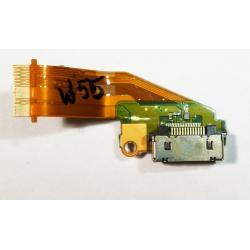 Gniazdo systemowe AV USB z taśmą Sony DSC W55