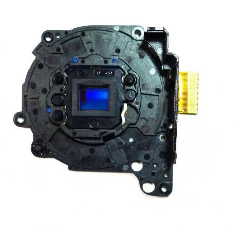 Matryca CCD Casio Z1