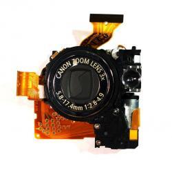 Obiektyw Canon IXUS 60 SD600