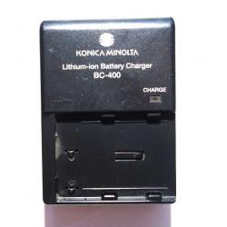 Ładowarka Konica Minolta BC-400 do DiMAGE A1 A2