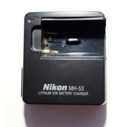 Ładowarka Nikon MH-53 do Coolpix 995, 4500, 4800, 5000, 5400, 5700, 8700