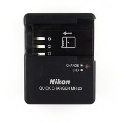 Ładowarka Nikon MH 23 do D40 D40x D60 D3000 D5000