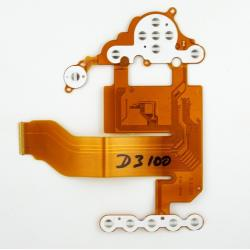 Taśma flex klawiatura Nikon D3100