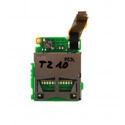 Gniazdo karty SD Panasonic DMC TZ10