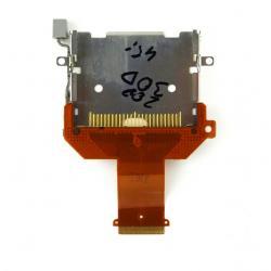 Gniazdo Compact Flash CF Canon EOS 20D 30D