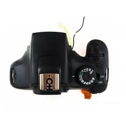 Górna część obudowy + lampa błyskowa Canon 450D