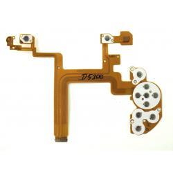 Klawiatura tylna - flex Nikon D5300