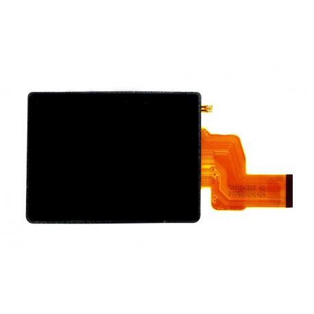 +LCD Casio EX H15 + szybka i podświetlenie