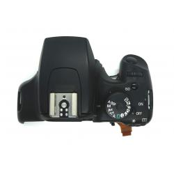 Górna część obudowy + lampa błyskowa Canon 1000D Rebel XS