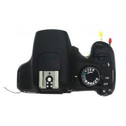 Górna część obudowy + lampa błyskowa Canon 1200D Rebel T5