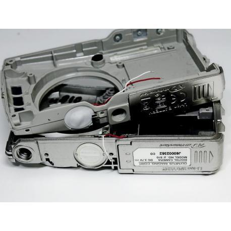 Korpus z klapką baterii Olympus Fe280