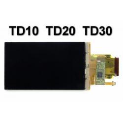 LCD Sony DSC TX100 TX100V TX100B + dotyk