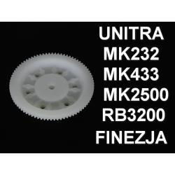 Tryb zębatka UNITRA GRUNDIG MK232 MK2500 RB3200