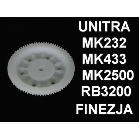 Tryb dowijania UNITRA GRUNDIG MK 232 MK 2500 RB3200
