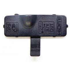 Zaślepka gniazd USB AV HDMI Nikon D5000