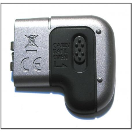 Klapka baterii Canon A710