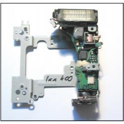 Moduł lampy Canon A700