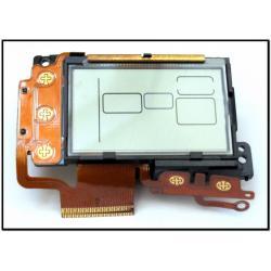 Górny wyświetlacz LCD Canon D30